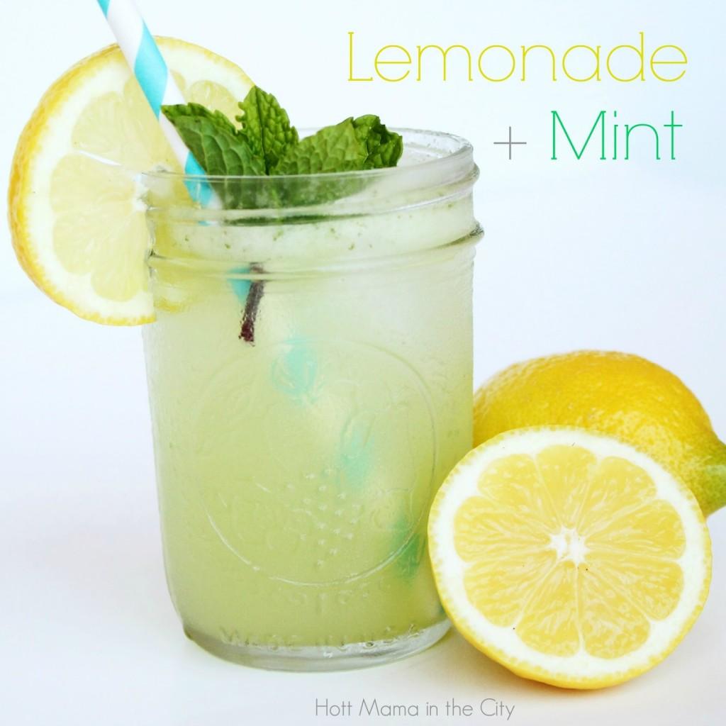 Lemonande With Mint