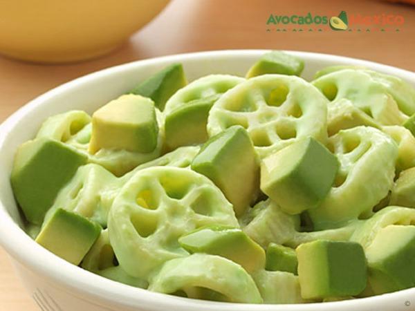 avocado mac cheese