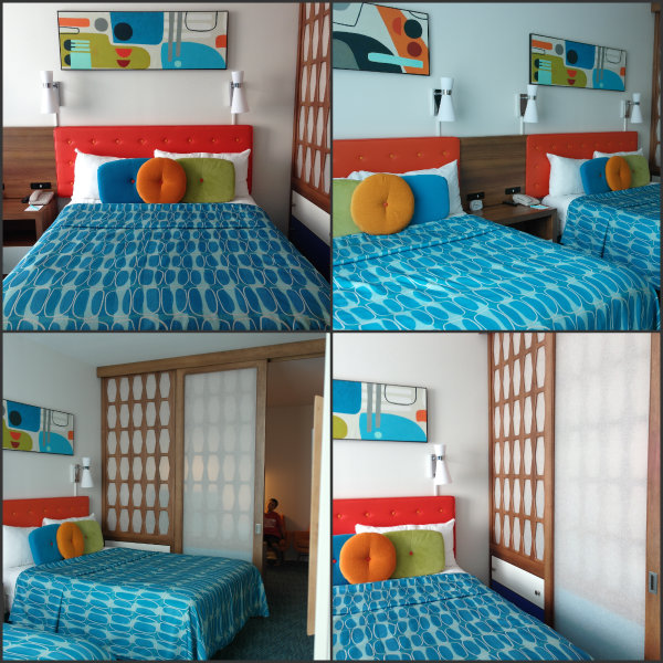 Cabana Bay Beach Resort Beds