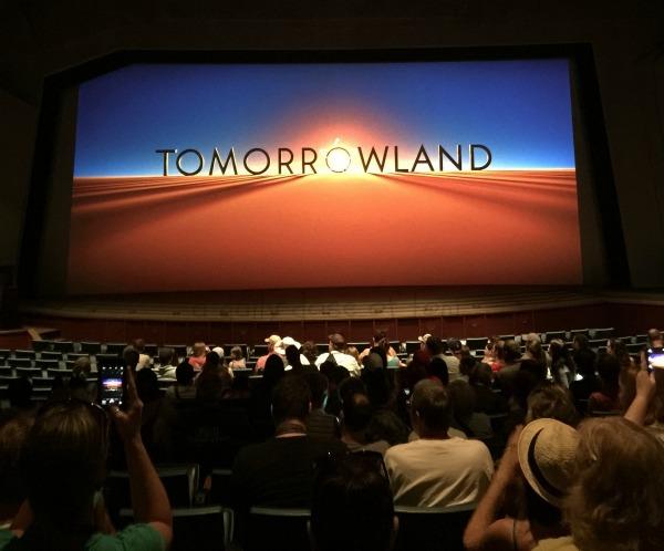 Tomorrowland Movie